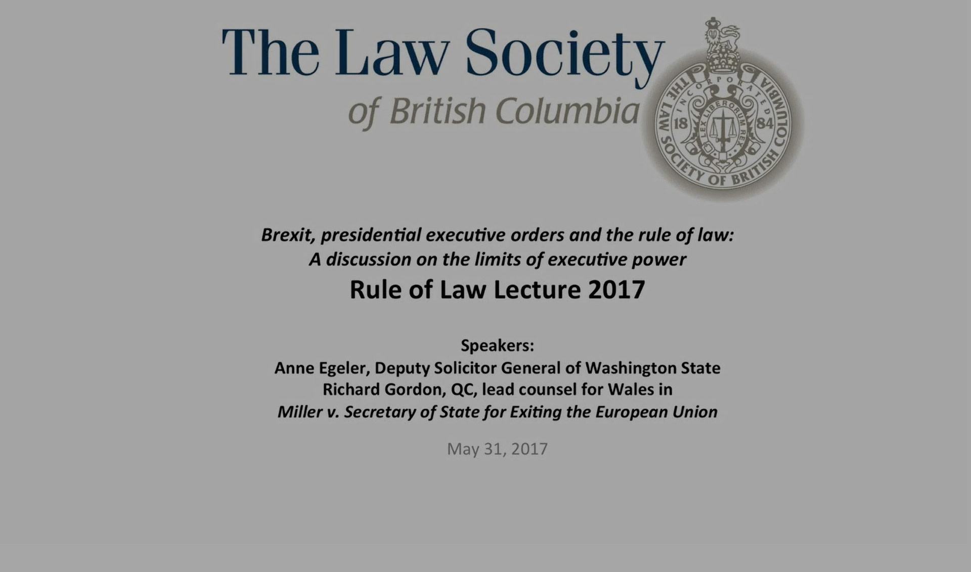 personal development essay law society