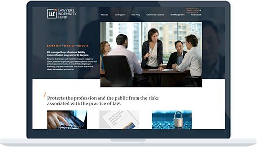 LIF website